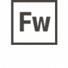 【fireworks】オブジェクトを拡大・縮小した際に線の幅等が合わせて変わらないようにする設定